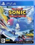 PlayStation Team Sonic Racing