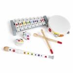 Janod Набір музичних інструментів серія Конфеті