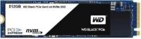 WD BLACK PCIe SSD [WDS512G1X0C]