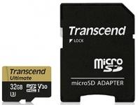 Transcend microSDXC/SDHC UHS-I U3M (Ultimate) [TS32GUSDU3M]