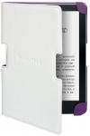 PocketBook Обложка  для PB630 [белый/пурпурный]