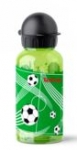 Tefal Дитяча пляшка для пиття Drink2go Tritan 0,4 л [зелена/декор