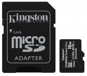 Kingston Canvas Select Plus microSD [SDCS2/16GB]