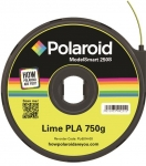 Polaroid Картридж з ниткою 1.75мм/0.75кг PLA, лаймовий