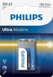 Philips Ultra Alkaline [6LR61E1B/10]