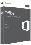 Microsoft Office Mac Home and Student 2016 [Office Mac Home and Student 2016 Russian Medialess P2]
