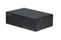 Digitus Відеоспліттер DIGITUS VGA 350MHz, 4-Port