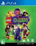 PlayStation LEGO DC Super-Villains[Blu-Ray диск]