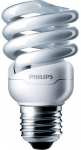 Philips E27 12W 220-240V WW 1CT/12 TornadoT2 8y