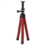 HAMA Flex для смартфонів і GoPro, 26 см, червоний