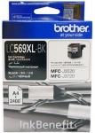Brother LC569 XL Black