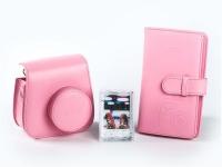 Fujifilm Набір аксесуарів INSTAX ACCESSORY BUNDLE (чохол, фоторамка і фотоальбом) [70100138066]