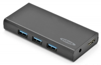 Ednet 7 порт, USB 3.0, активный с БП
