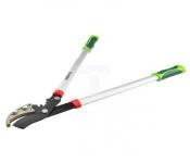 Verto 15G257 Секатор-сучкорез с наковаленкой, ручка из алюминия
