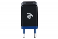 2E Мережевий ЗП USB Wall Charger USB [2E-WC1USB1A-B]