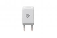 2E Мережевий ЗП USB Wall Charger USB [2E-WC1USB1A-W]