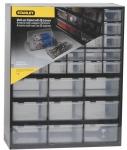 Stanley Ящик-органайзер пластмассовый 39-секционный вертикальный (36.5 x 16 x 44.5см)