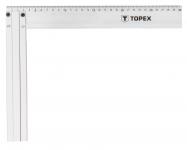 Topex 30C363 Косинець алюмiнiєвий 300 x 175 мм
