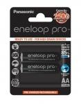 Panasonic Eneloop Pro AA 2500 mAh 2BP