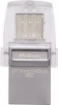 Kingston DataTraveler microDuo 3C [DTDUO3C/64GB]