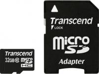 Transcend Ultimate Class 10 microSDHC [TS32GUSDHC10]