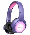 Philips Kids TAKH402PK Pink Wireless