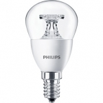 Philips Candle ND E14 4-25W 230V 2700K P45 CL CorePro