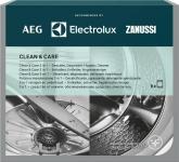 Electrolux Набір для чищення пральних і посудомийних машин, 6 саше x 50 гр
