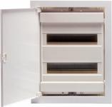 ETI ECG28 (внутренний, 2х12+4мод, дверь белая, IP40)