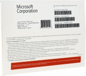 Microsoft Windows 10 Home [64-bit Russian 1pk DVD]
