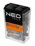 Neo Tools 06-011 Насадки PH2 x 25 мм, 20 шт.