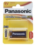 Panasonic ALKALINE POWER 6LR61 BLI 1