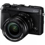 Fujifilm X-E3 + XF 18-55mm F2.8-4R Kit [Black]