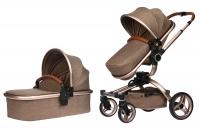 Miqilong Універсальна коляска 2в1 V baby X159 [X159-02]