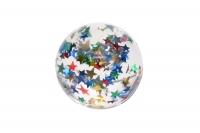 goki М'ячик-стрибунець Блискучі зірки