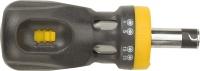 Topex 39D517 Набiр насадок з тримачем, (для викруток) у футлярах 7 шт.