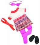 Our Generation Набір одягу для ляльок