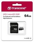 Transcend High Endurance microSDXC 350V [TS64GUSD350V]