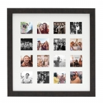 Fujifilm INSTAX 9 MOUNT SQUARE FRAME [INSTAX 16 MOUNT SQUARE FRAME BROWN]