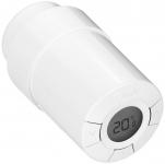 Danfoss Розумна термоголовка Living Connect Z, сумісна з Z-Wave, 2 x AA, 3V, біла