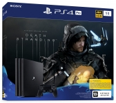 PlayStation 4 Pro 1Tb Black (Death Stranding)