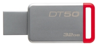 Kingston DataTraveler 50 [DT50/32GB]