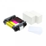 Badgy Комплект витратних матеріалів для принтера Badgy100/200
