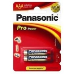 Panasonic PRO POWER AAA [BLI 2 ALKALINE]