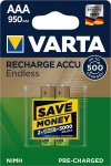 VARTA ENDLESS AAA (RECHARGEABLE ACCU) [BLI 2]
