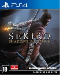 PlayStation Sekiro: Shadows Die Twice [Blu-Ray диск]