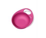 Nuvita Тарілка для годування Easy Eating 2шт. глибока (рожева)