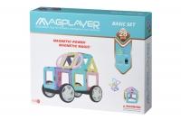 MagPlayer Конструктор магнітний набір 28 ел. (MPH2-28)