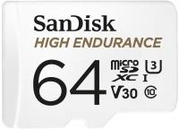 SanDisk High Endurance microSD [SDSQQNR-064G-GN6IA]
