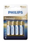 Philips Premium Alkaline [LR6M4B/10]